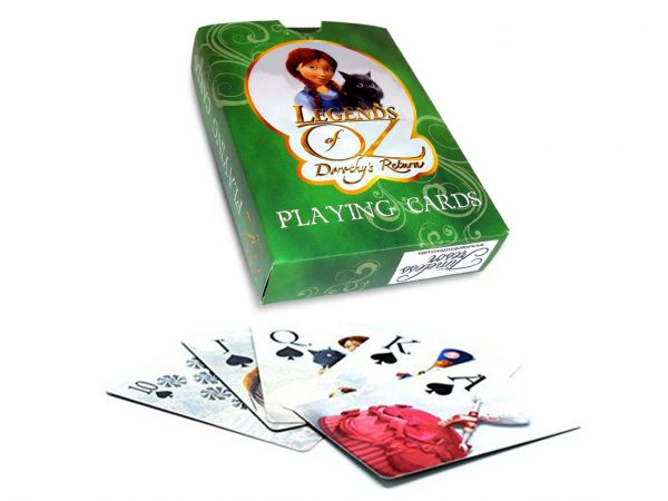 Legends Of Oz Playing Cards For Kids