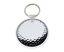 Golf Key Tag