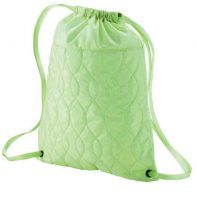 Quilted Cinch Sack Bag – Willow