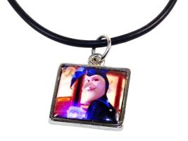 Jester Smirking Necklace