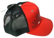 Metalidz Fashion Hat Red
