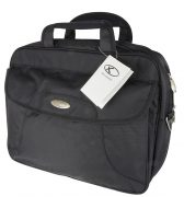 Executive Laptop Briefcase_Black