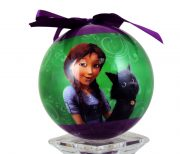 Dorothy with Toto Christmas Ornament