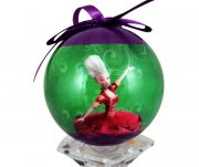 China Princess Christmas Ornament