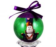 Marshal Mallow Christmas Ornament