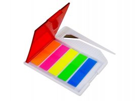House Shape Letter Slitter  With highlighter Flags