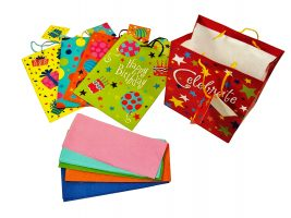 Celebrations Gift Bags Set of 5