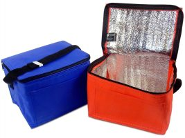 Nylon Insulated Lunch Box
