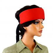 Cooling Head Neck Wrap Red_1