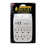 Outlet Power Block 2 USB Charge Ports_1